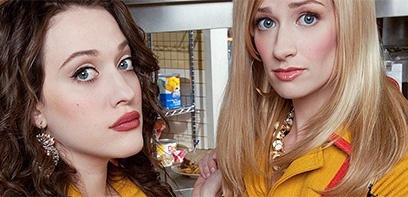 Upfronts 2017 : CBS annule 2 Broke Girls et commande By the Books